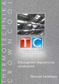 TC Panel műszaki katalógus