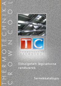 TC Panel termékkatalógus